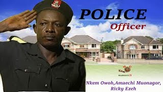 Police Officer - Latest Nigerian Nollywood Movie