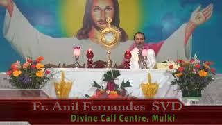 Healing & Adoration : Rev.Fr.Anil Kiran Fernandes,SVD (Part-1)