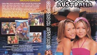 Trecho do filme Confusão na Austrália 2000 - TVRIP - Mary-Kate e Ashely Olsen
