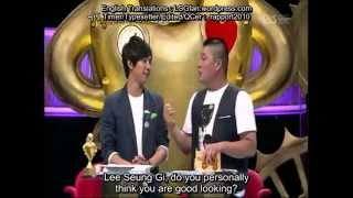 KSJ Lee Seung Gi Sing Car GPRS