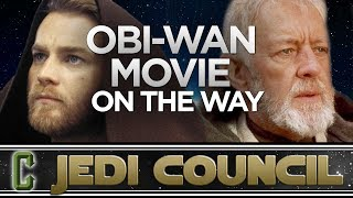 Obi-Wan Kenobi Movie in the Works at Lucasfilm - Collider Jedi Council