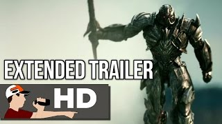 Transformers The Last Knight Extended Trailer | Fan Made