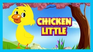 Chicken Little - Story Time for Kids || Bedtime Stories For Kids - The Sky Is Falling || Kids Hut