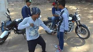 CHAUKI WALE STAR (INDIAN AAYBA FT. DJ KOKS) Hindi rap song