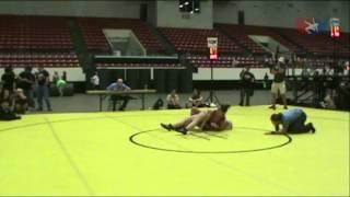 WM 51 KG - 7th - Michelle Lomas (Lil Rebels) vs. Jordan Morrell (TN)