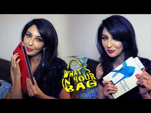 Xxx Mp4 Saumya Tandon S Handbag SECRET REVEALED What S In Your Bag 3gp Sex