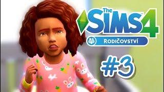 👧 NESPOKOJENÉ BATOLE ELLA 👿 (The Sims 4 Rodičovství #3 👨👩👧 )