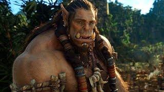 Durotan & Orgrim Discuss Scene - Warcraft (2016) Movie Clip HD [1080p]
