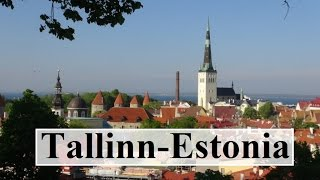Estonia-Tallinn (Baltic States) 2016