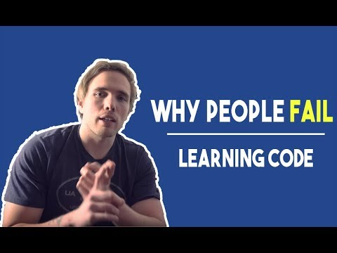 Xxx Mp4 Why People Fail At Learning Code 3gp Sex