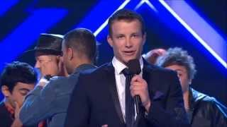 The X Factor Australia 2012 - Episode 18, TOP 10 - Live Decider, Bottom 2 Results & Elimination