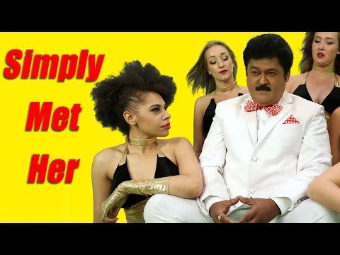 Vaasthu Prakara - Simply Met Her Song Lyric Video | Rakshit Shetty | Yogaraj Bhat | V Harikrishna