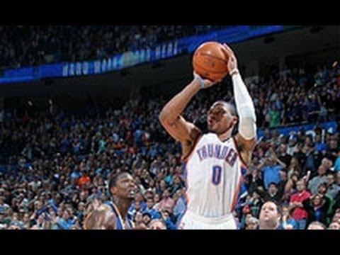 Russell Westbrook Sinks the INCREDIBLE Game-Winner