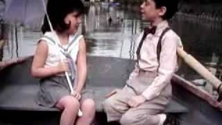 Alfalfa y Darla ( Little Rascal  Movie)