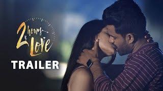 2 Hours Love Theatrical Trailer   Tanikella Bharani, Sri Pawar, Krithi Garg   Manastars