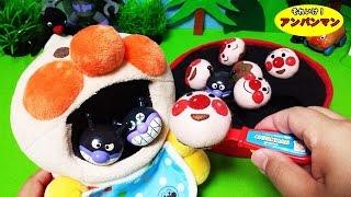 赤ちゃんアンパンマン❤たこ焼き アンパンマン アニメ&おもちゃ Anpanman Toys Animation
