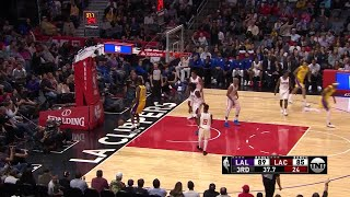 Quarter 3 One Box Video :Clippers Vs. Lakers, 10/12/2017