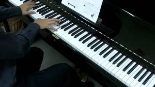 John Thompson's Easiest Piano Course Part 1 No.2 Let's Play with the Left Hand (P.9) Accompaniment