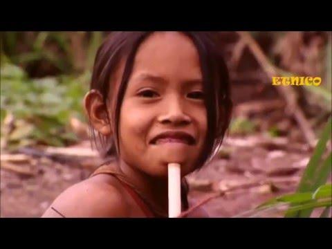 ZOÉ TRIBU AISLADA DEL AMAZONAS