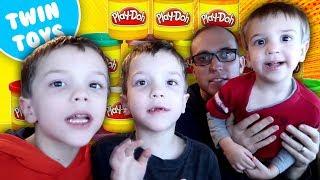 Nerf War:  Baby Goes Bananas Kids React