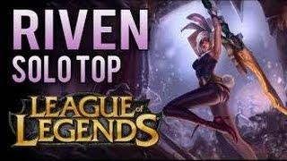 l League Of Legends l - l Best Moments l #1 l - Riven l