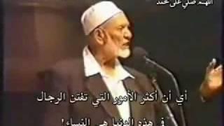 مسيحية تسأل عن الحجاب والرد رهيب للشيخ أحمد ديدات