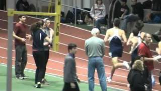 Connor McGuire, 3000m Boston U meet