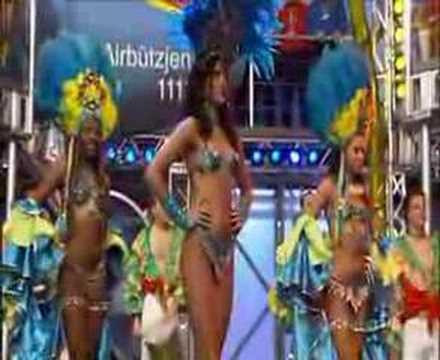 Samba - Brasilien