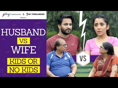 Xxx Mp4 Husband Vs Wife Kids Or No Kids The Timeliners Ft Barkha Singh Veer Rajwant Singh 3gp Sex