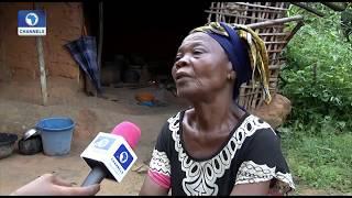 Lamentation As Erosion Ravages Amaegbu Community In Abia  Eyewitness Report 