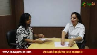 IELTS preparation tips - Video 2 Speaking Test