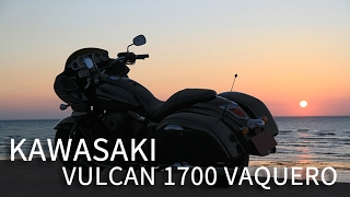 KAWASAKI VULCAN 1700 VAQUERO