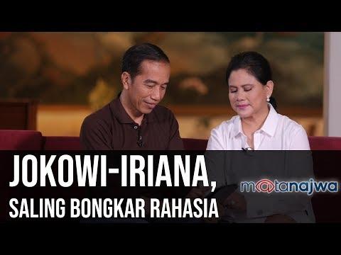 Xxx Mp4 Rahasia Keluarga Jokowi Jokowi Iriana Saling Bongkar Rahasia Part 3 Mata Najwa 3gp Sex