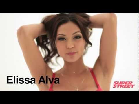Elissa Alva - Super Street Magazine Top 15 Models (2011)