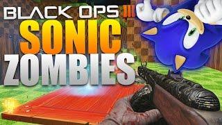 WTF! WAS IST DAS FÜR EINE KARTE?! - Sonic Zombies - Black Ops 3 Custom Zombies [PC]