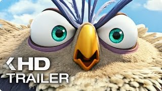 THE ANGRY BIRDS MOVIE Official Trailer (2016)