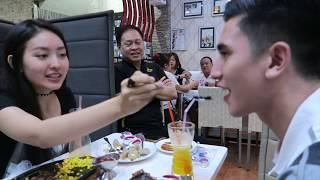 Steak Gunting | Nyobain Kuliner unik | My Daily Vlog