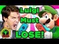 Luigi's Going DOWN - Matpat's REVENGE! | Super Mario Party (Nintendo Switch)