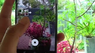 Samsung Galaxy S8: How to Take Panorama Photo With Camera