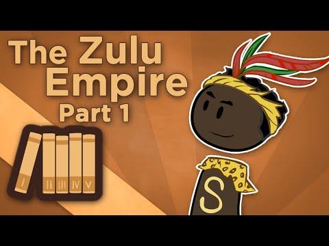Africa Zulu Empire I Shaka Zulu Becomes King Extra History