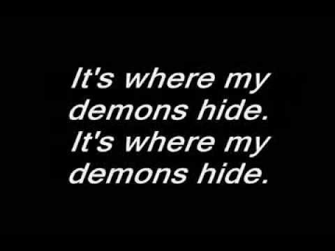 Boyce Avenue Demons feat. Jennel Garcia lyrics