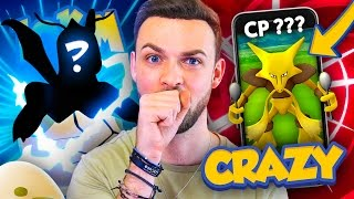 Pokemon GO - BEST 10km EGG *EVER* + STRONGEST POKEMON EVOLUTION!