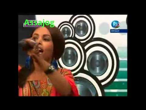 Djibouti Concours des jeunes talents Samia iyo Samireh 12 12 2013