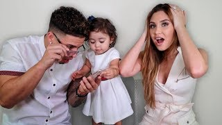 FATHER READING DAUGHTERS INSTAGRAM DMs!!!