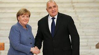 Merkel: Bulgaristan