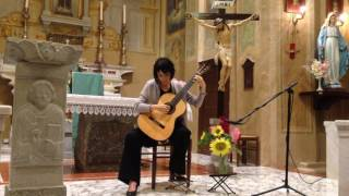 "Asya Selyutina performs ""Schindler's  list"" by John Williams (Arr N.Koshkin)"