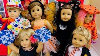 Halloween For American Girl Dolls