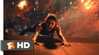 Jupiter Ascending (2015) - You Begged Me to Do It Scene (9/10) | Movieclips