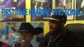 Lil Nas X - Old Town Road (Official Movie) Ft. Billy Ray Cyrus -REACTION