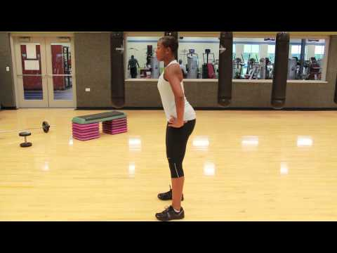 Exercises to Reduce a Pear Shape : Body Sculpting Basics for Women